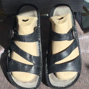 Alegria woman's size 9 sandal